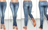 I jeans fanno dimagrire