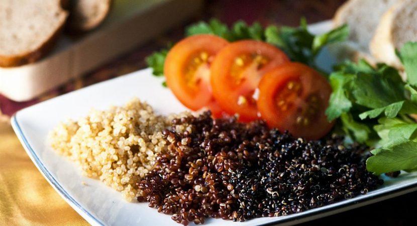 insalata quinoa